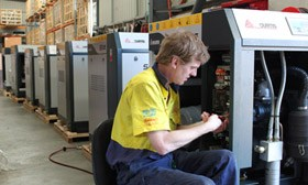 Compressor Pre-delivery, Inspection & Testing