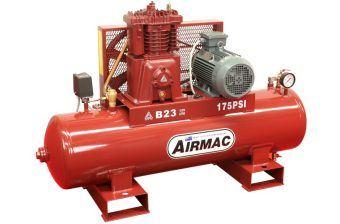 Airmac B23 415V - Reciprocating Air Compressors - Glenco Air Power