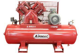 Airmac B52 415V - Reciprocating Air Compressors - Glenco Air Power