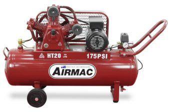 Airmac HT20 240V 175psi - Reciprocating Air Compressors - Glenco Air Power