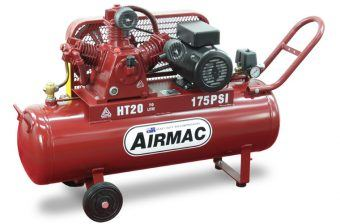 Airmac HT20 240V 175psi - Premium Quality Airmac Range - Glenco Air Power