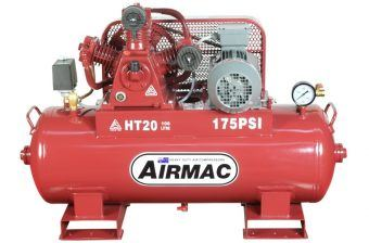 Airmac HT20 415V - Premium Quality Airmac Range - Glenco Air Power